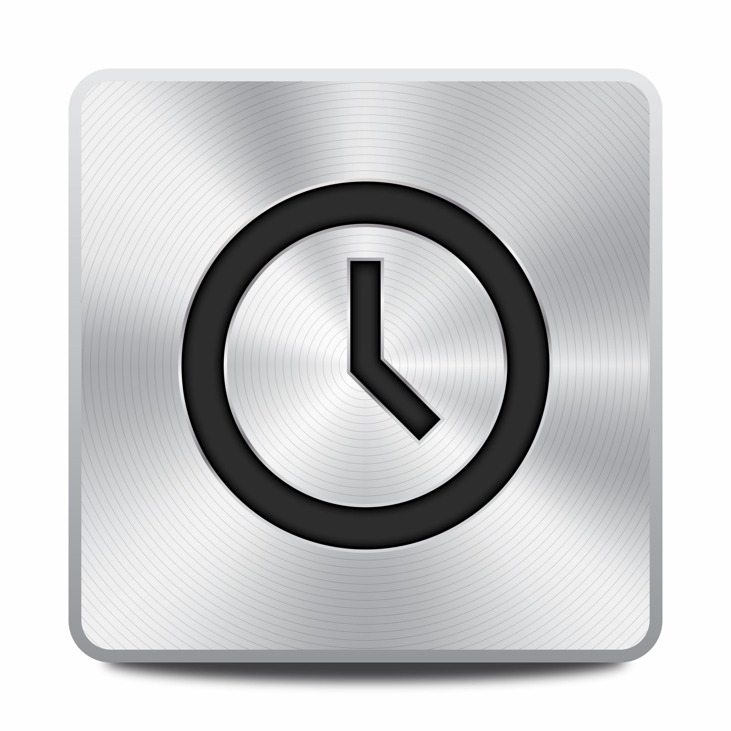 Shutterstock Image of a clock with the time of 4 pm.